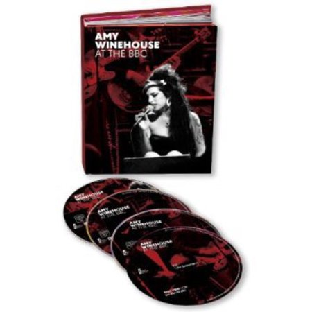 Amy Winehouse at the BBC: Super Deluxe Version