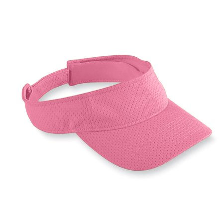 6227 Athletic Mesh Visor-adult PINK OS
