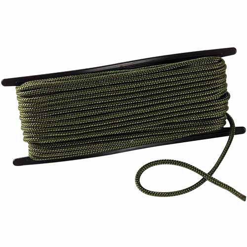 Camco 50' Poly Cord, Green