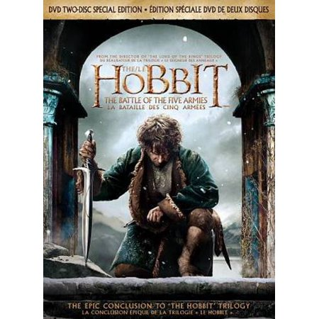 THE HOBBIT: THE BATTLE OF THE FIVE ARMIES [DVD BOXSET]