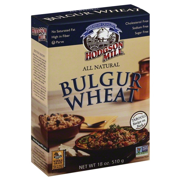 Hodgson Mill Hodgson Mill  Bulgur Wheat, 18 oz
