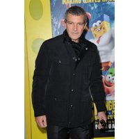 Antonio Banderas At Arrivals For The Spongebob Movie Sponge Out Of Water Premiere Amc Loews Lincoln Square New York Ny January 31 2015 Photo By Kristin CallahanEverett Collection Celebrity