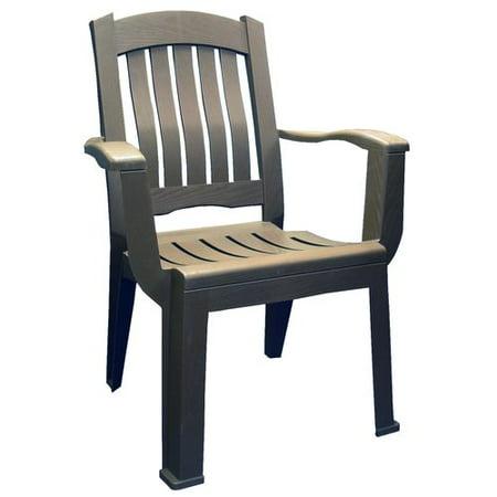 Adams Bwood Chair
