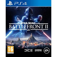 Star Wars Battlefront II (Playstation 4) Heroes are born on the Battlefront PS4