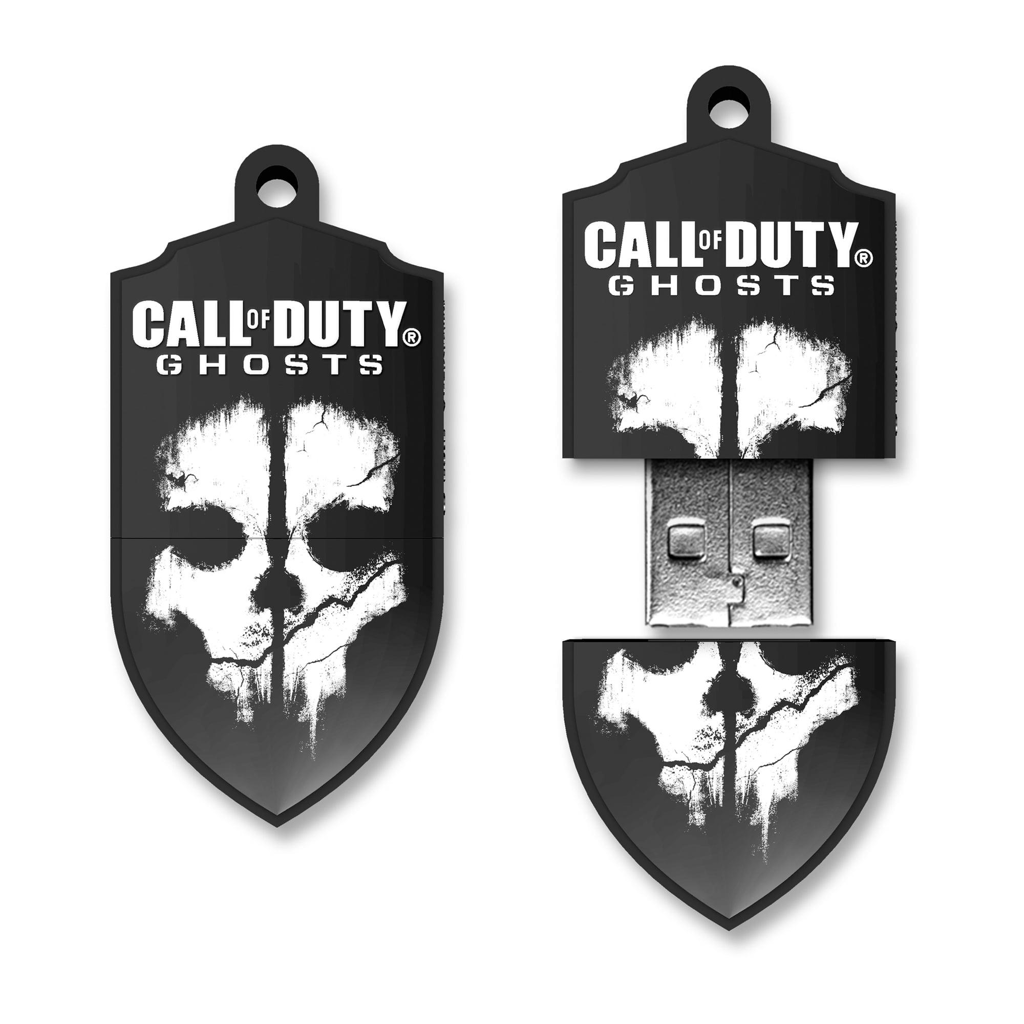 Call Of Duty Ghosts Shield Usb Flash Drive 8gb Walmart