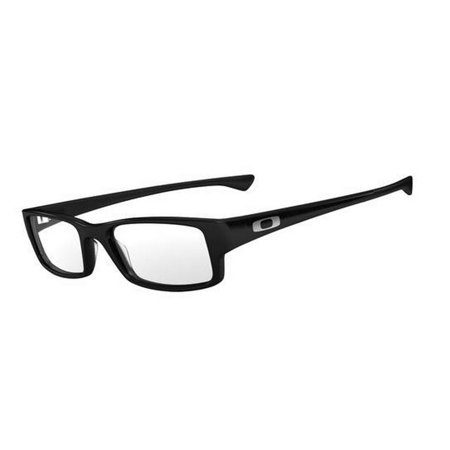 Oakley 0OX1066 Servo Full Rim Rectangular Eyeglasses for Unisex - Size (Oakley Eyeglasses Online)