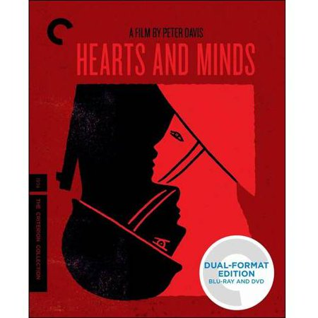 Hearts And Minds  Criterion Collection   Blu Ray   Dvd