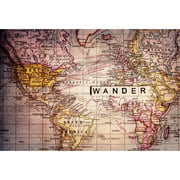 Marmont Hill Wander by Sylvia Cook Canvas Wall Art