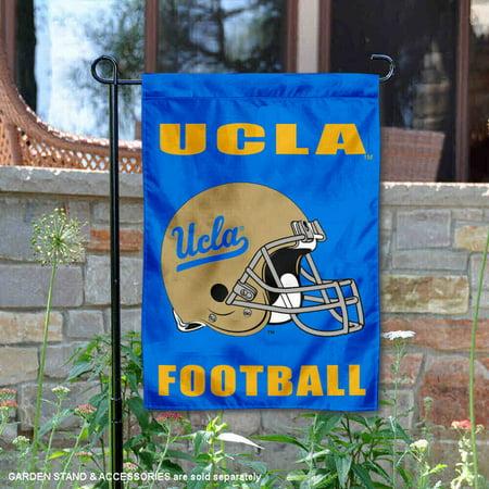UCLA Football Helmet Garden Yard Flag