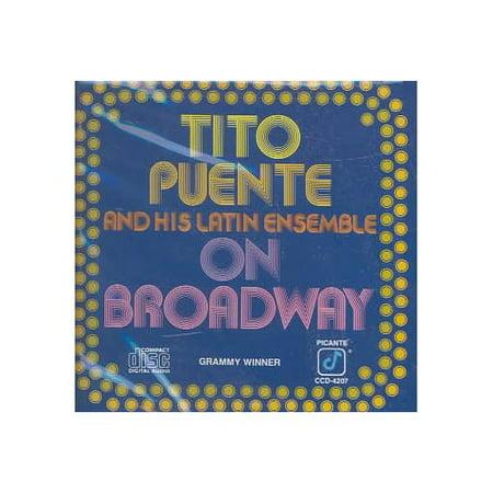 - Full performer name: Tito Puente & His Latin Ensemble.Tito Puente & His Latin Ensemble: Tito Puente (vibraphone, timbales, percussion); Mario Rivera (soprano & tenor saxophones, flute); Jimmy Frisaura (trumpet, trombone); Ray Gonzalez (trumpet); Jerry Gonzalez (flugelhorn, congas); Jorge Dalto (piano); Alfredo De La Fe (violin); Edgardo Miranda (guitar, cuatro); Bobby Rodriguez (bass); Johnny Rodriguez (bongos, percussion).Recorded at Soundmixers, New York, New York in July 1982. Includes liner notes by Pablo Guzman.