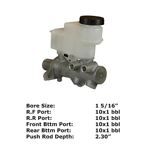CENTRIC PARTS - MASTER CYLINDER