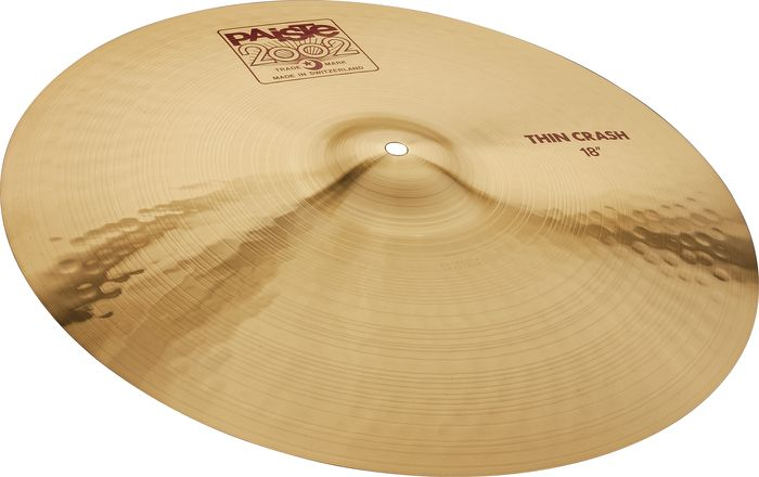 Paiste 2002 17 Thin Crash Cymbal by Paiste GmbH & Co. KG