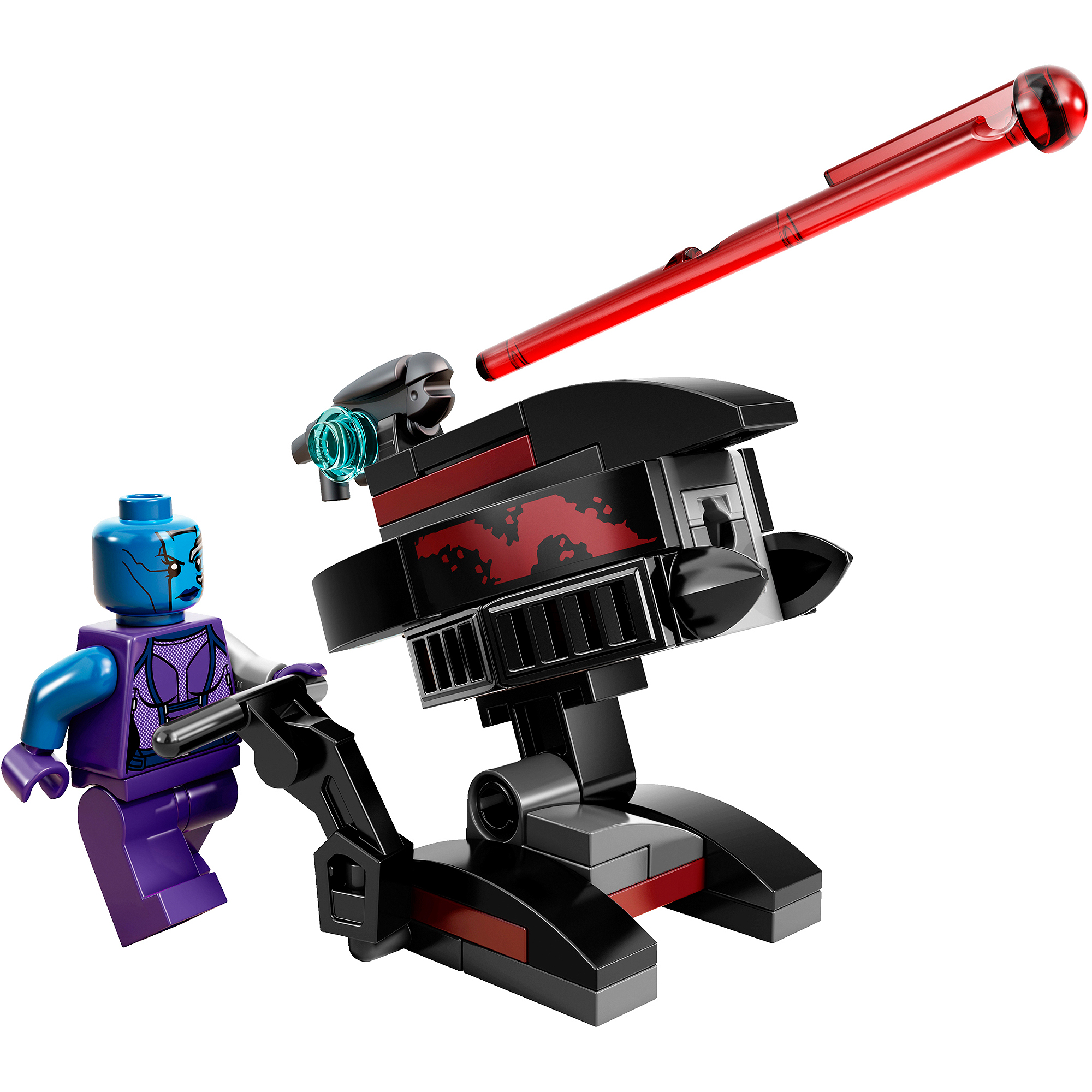 LEGO Super Heroes Knowhere Escape Mission