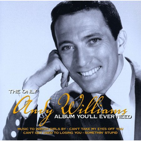 Only Andy Williams Album You'll Ever Need (CD)
