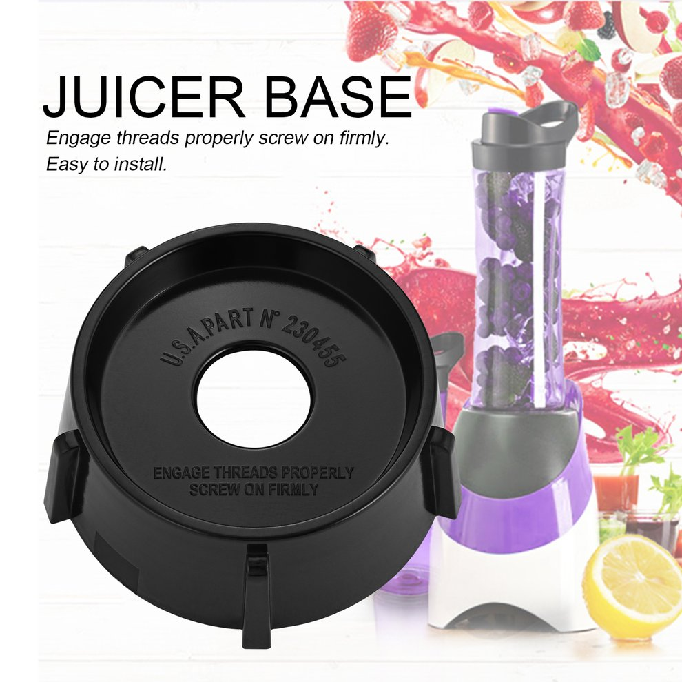 Juicer Base Parts Replacement Spare Parts Juicer Mixer Spare Part Household