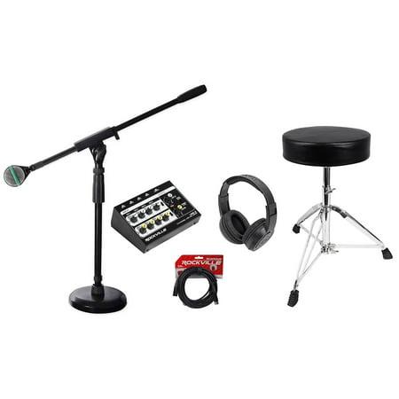 akg d112 mkii kick drum bass guitar microphone mic mixer stand throne headphones. Black Bedroom Furniture Sets. Home Design Ideas
