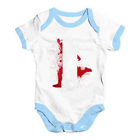 Walmart Baby Girl Clothes Stunning Baby Unisex Baby Grow Bodysuit Football Soccer Silhouette Peru Baby