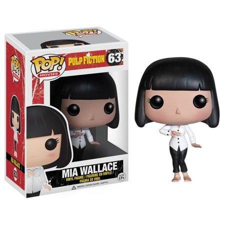 Funko Pop! Movies: Pulp Fiction, Mia - Mia Wallace Pulp Fiction