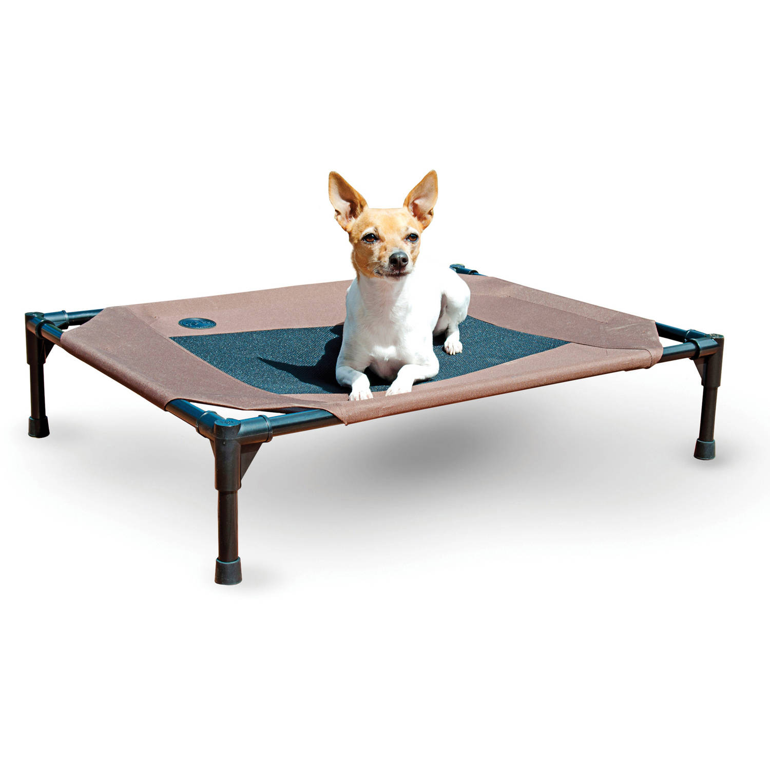 K&H Pet Products Original Pet Cot, Medium, Chocolate/Mesh