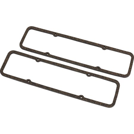 Thick Chevy Small Block (Small Block Chevy Valve Cover Gaskets, 5/16 Inch Thick Steel)