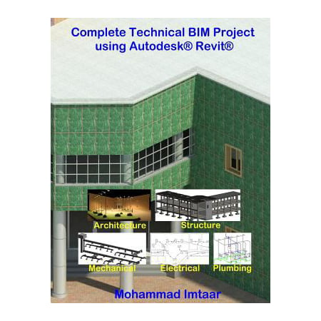Complete Technical Bim Project Using Autodesk Revit  Architecture  Structure  Mep