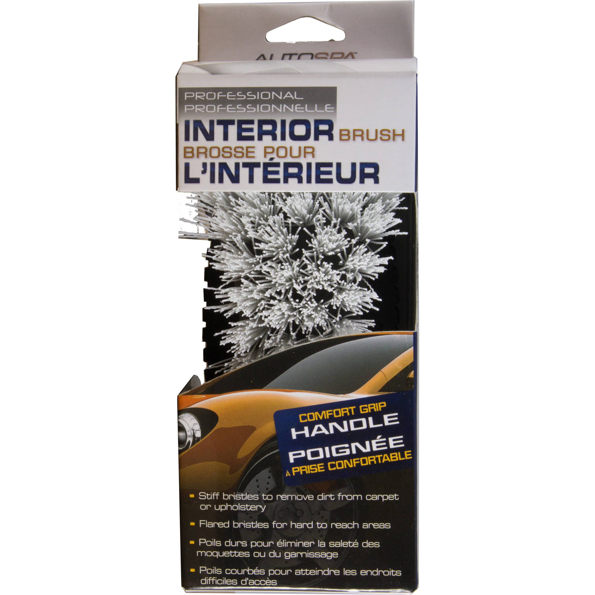 Grip Tech Deluxe Interior Brush