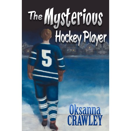 The Mysterious Hockey Player - eBook](Hockey Players Halloween)