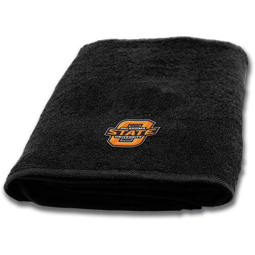NCAA Applique Bath Towel, Oklahoma State