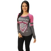 American Fighter Women's Kendrick Long Sleeve Graphic T-Shirt
