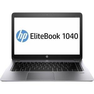 REFURBISHED - HP EliteBook Folio F2R68UT#ABA 14-Inch Laptop (Silver)