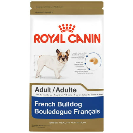 6c467c6c652 Royal Canin French Bulldog Adult Dry Dog Food, 6 lb - Walmart.com