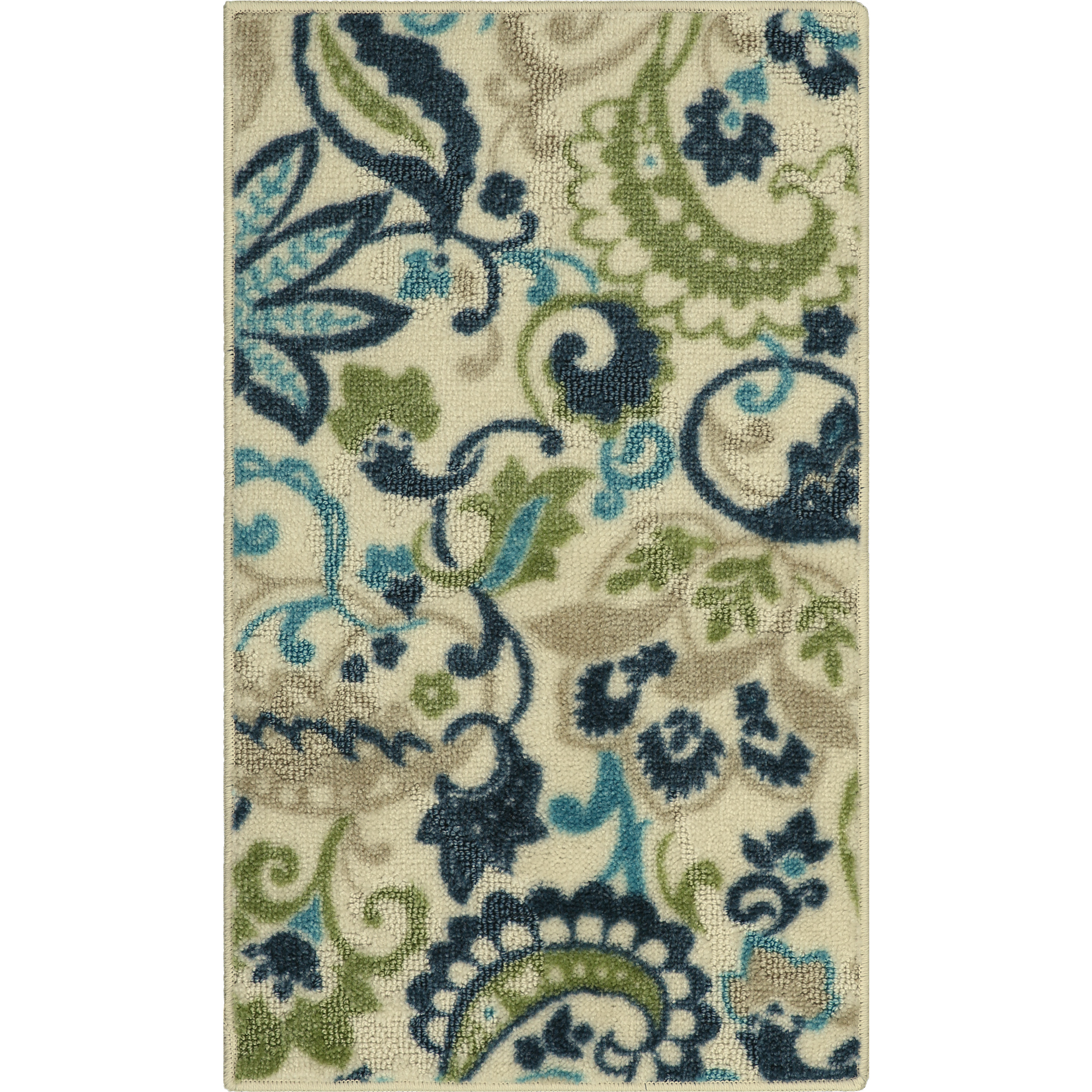 Better Homes and Gardens Paisley Area Rug or Runner, Multiple Sizes