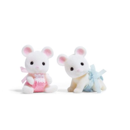 Calico Mouse (Calico Critters Milky Mouse)