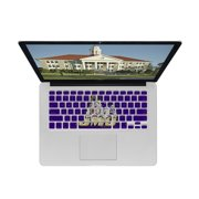 KB Covers James Madison University Keyboard Cover for MacBook/Air 13/Pro (2008+)/Retina & Wireless (JMU1-M-EDU)