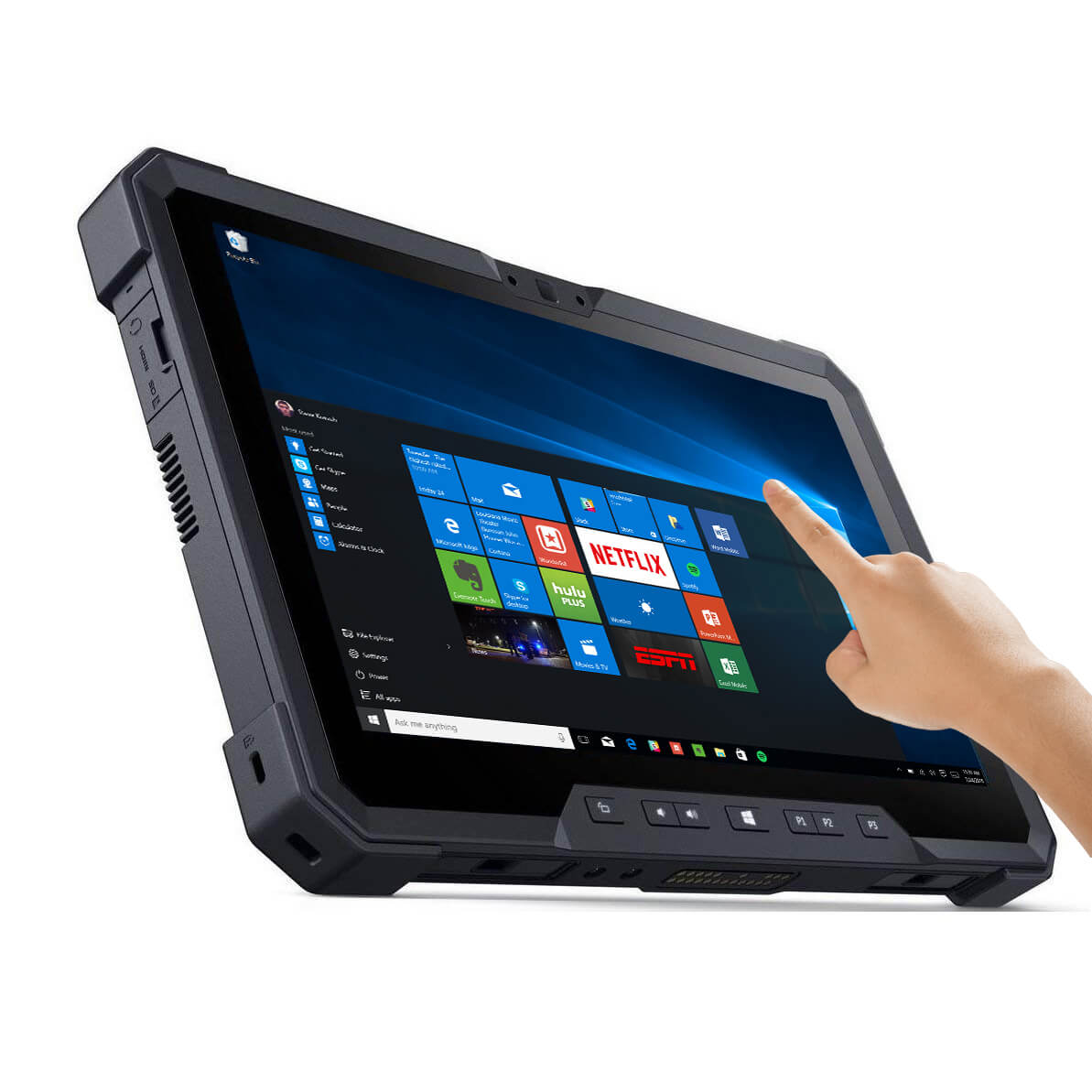 Dell Latitude 7212 Rugged Extreme 12 Tablet Laptop Intel I5 16gb 256gb Ssd Walmart Com Walmart Com