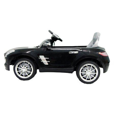 Best Ride On Cars Mercedes Sls Battery Powered Riding Toy