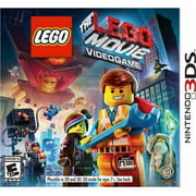 The LEGO Movie Videogame - Nintendo 3DS Standard Edition (Pre-Owned)