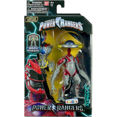 Power Rangers Legacy Build A Megazord Alpha 5 Action Figure](Powerranger Megazord)