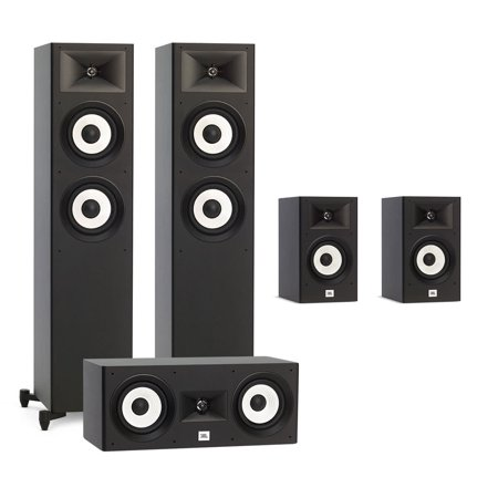 JBL Stage A180 5.0 Home Theater Speaker Package
