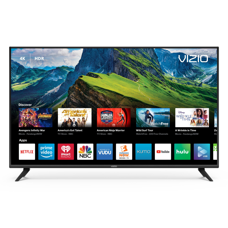 "VIZIO 50"" Class 4K Ultra HD (2160P) HDR Smart LED TV (D50x"