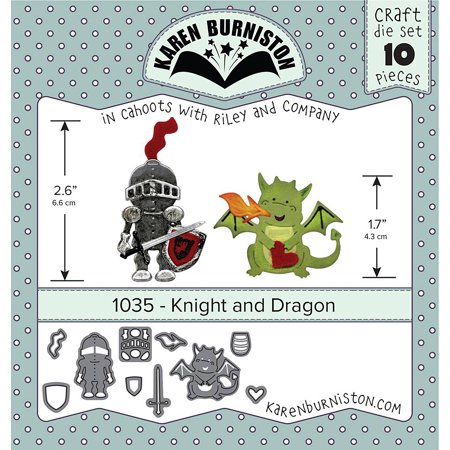 Karen Burniston Dies-Knight & Dragon