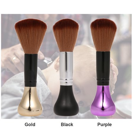Neck Duster Soft Brush Hairdressing Hair Cutting Salon Stylist Broken Hair Cleaning Tool Barber Hairdressing Cleanser - image 2 of 6