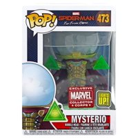 Light Up Mysterio Funko Spiderman Far From Home Pop! Vinyl #473