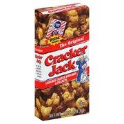 Frito Lay Cracker Jack  Popcorn & Peanuts, 1 oz