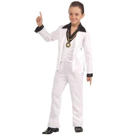 70s Disco Fever Child Costume (Small)