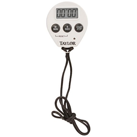 Taylor Precision Products Chef's Digital Timer and Stopwatch Clock