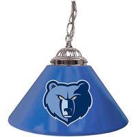 Memphis Grizzlies NBA Single Shade Bar Lamp - 14 inch