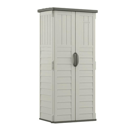 Suncast Corporation Bms1250 Shed Tool Vertical 22 Cubic (Best Foundation For Plastic Shed)