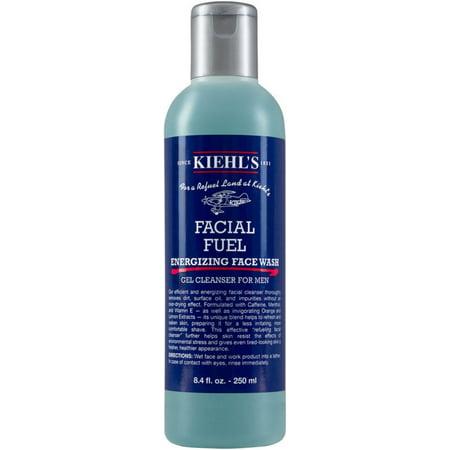 Kiehl's Facial Fuel Energizing Face Wash Gel Cleanser 8.4 oz - K-idols Halloween