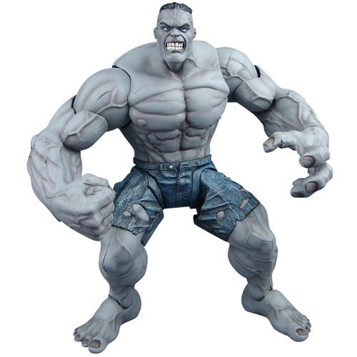 Diamond Select Toys Marvel Select Ultimate Hulk Action Figure by Diamond Select